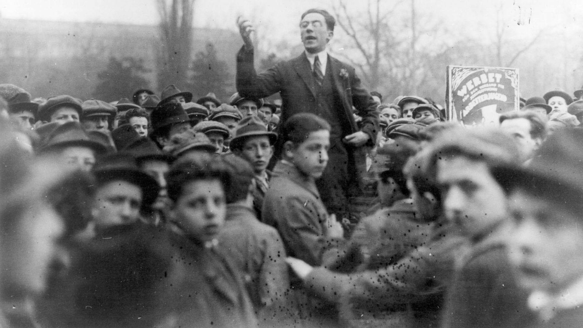 Foto (C) Verein für Geschichte der ArbeiterInnenbewegung